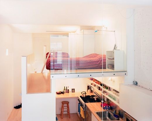 20 square meters. m to a comfortable life: a beautiful interior small apartment