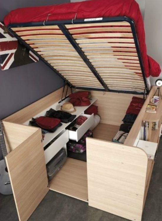 Ако няма кабинет: някои интересни идеи за съхранение на дрехи и обувки