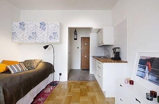 Интериорен дизайн на малки апартаменти: комфорт в малко пространство