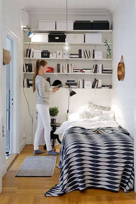 how to build a very small room