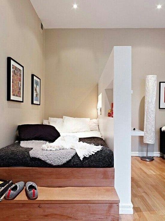 Решения за малки апартаменти: три идеи за khrushchovkas