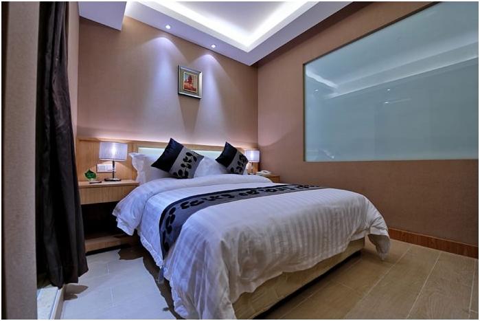 Вътрешното помещение без прозорци: опции, снимки