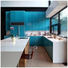 Interiors with turquoise: features photo-7