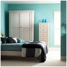 Interiors with turquoise: features photo-11
