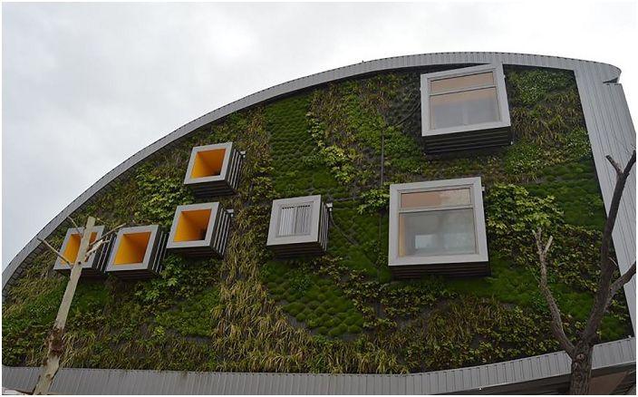 Еко-дом - ефектна сграда с ниска консумация на енергия