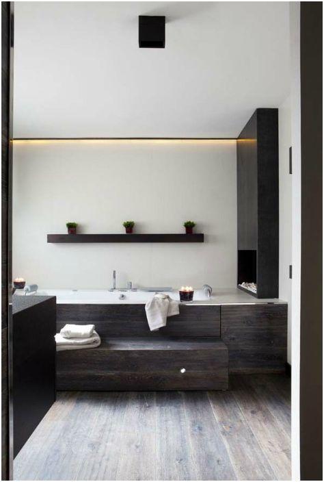 Бат екрани: 17 страхотни идеи за това как да направите банята нов елегантен външен вид