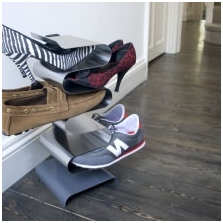 How to store shoes: ideas, photo 2