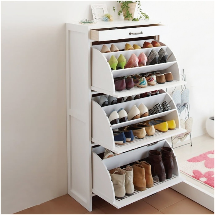 creative of shoe storage in closet best 25 closet shoe stora