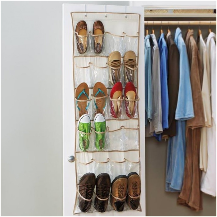 organizer for storage of shoes