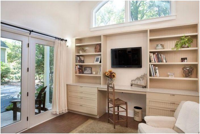 Как да се превърне малък гараж в удобни и стилни апартаменти?