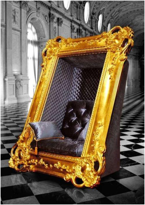 Creative мебели, че изглежда готино в малки и големи пространства