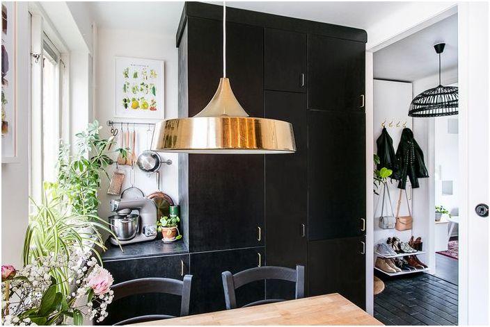 Tiny, но такава уютна: Scandinavian malogabaritki с много стилен интериор