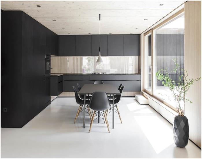 Лаконичен и функционален стил на минимализъм в интериора