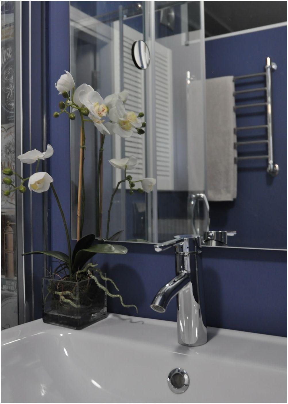 Една малка баня с душ Q3. м.