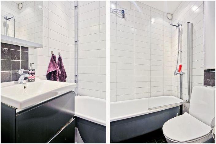 Malogabaritki с интелигентен дизайн: 30 квадратни метра от функционален интериор