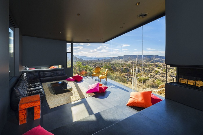 Abode в пустинята: 5 къщи, разположени сред безжизненото пространство