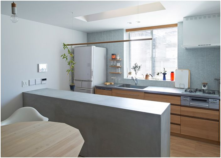"""Оптимизиране на пространството: къщата, """"удължен"""" нагоре"""