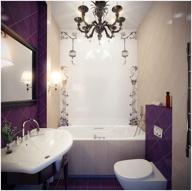 Осветление в банята
