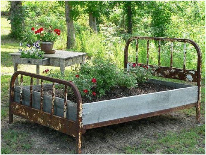 아름 다운 봄 정원 : 침대에 대해 17 가지 아이디어  dizainall.com