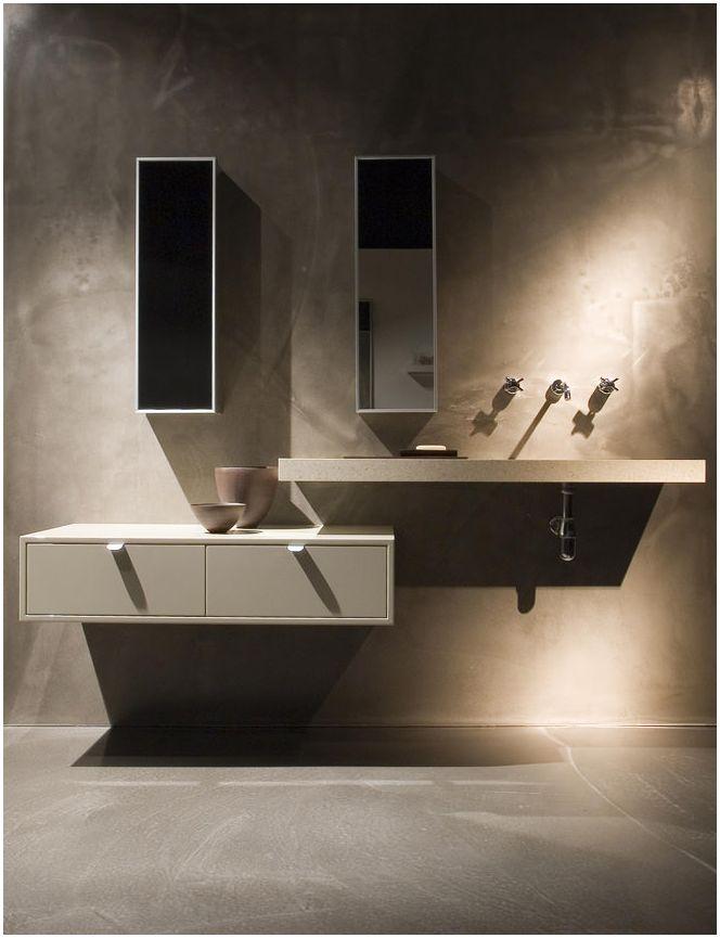 Примери за проектиране на бани Minosa Design Studio