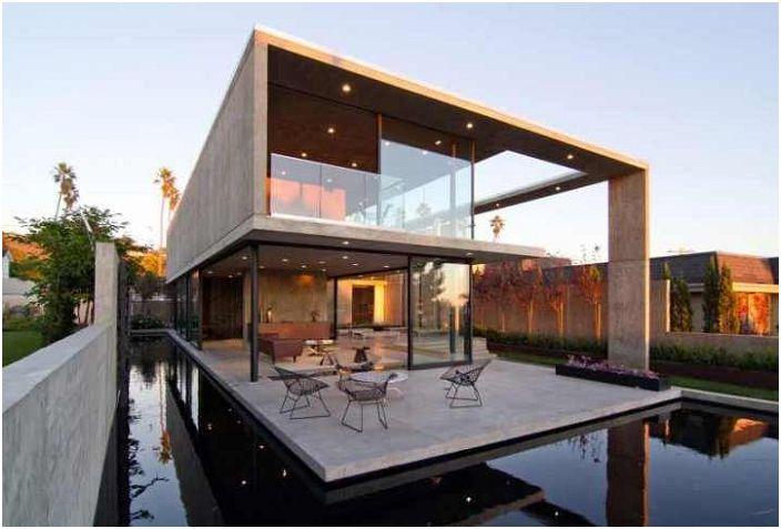 Проекти имения, които няма да вземат вашите очи: 10-добри образци