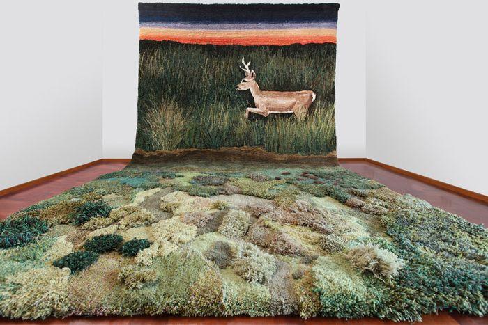 Най-необичайните килими в света, която ще удиви своя реализъм