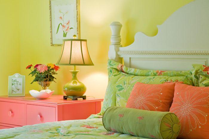 Слънцето в къщата: как да използвате жълт цвят в интериора