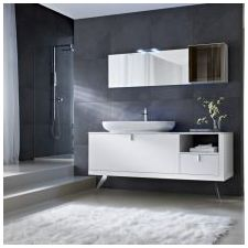 Minimalist style in the bathroom: features photo-3