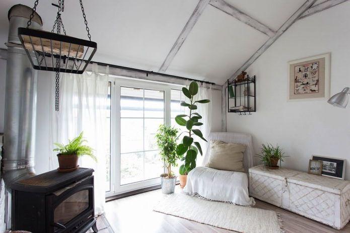 Прованс стил в интериора на една къща