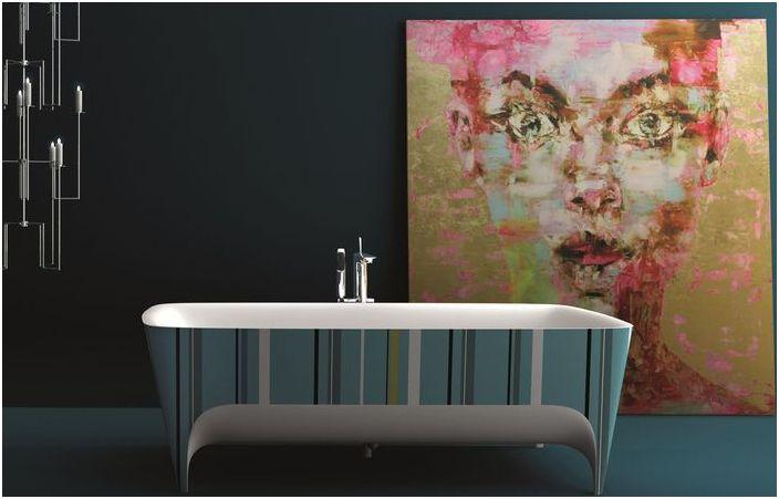 Баня като произведение на изкуството: нов поглед към създаването на санитарен фаянс