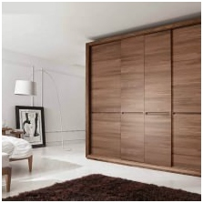 Variants of design of facades doors wardrobe-5