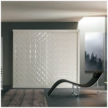 Variants of design of facades doors wardrobe-6