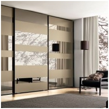 Variants of design of facades doors wardrobe-8