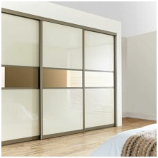 Variants of design of facades wardrobe door-9