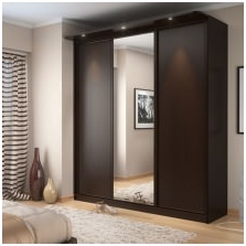 Variants of design of facades doors wardrobe-11