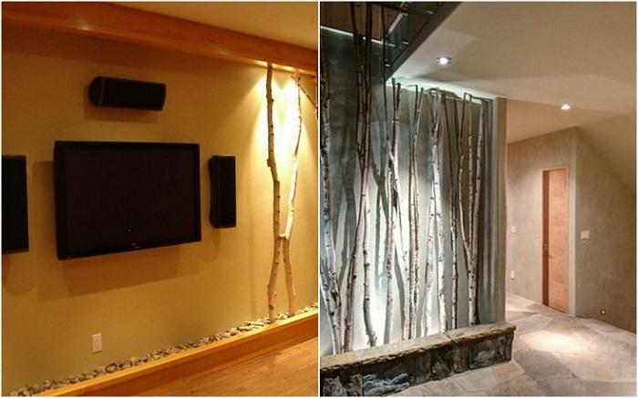 Клонове в интериора: един необичаен и стилно решение за дизайна на всяка стая