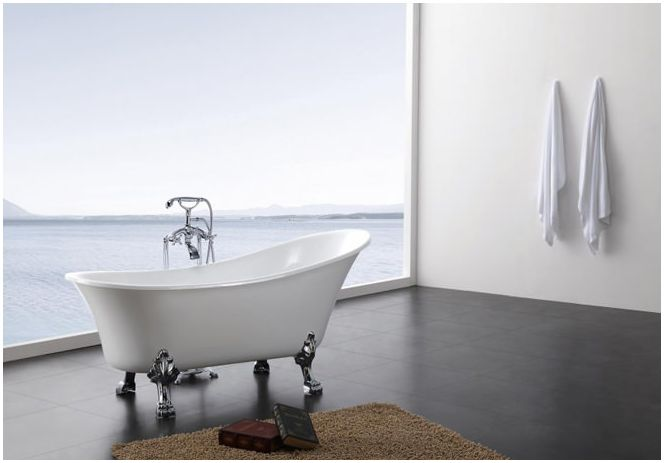 How to Choose acrylic bath