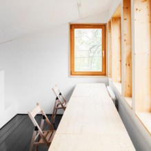 House of 100 square meters. m. in the style of minimalism-33