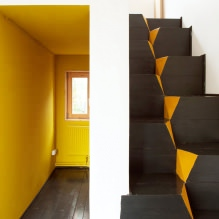 House of 100 square meters. m. in the style of minimalism-39