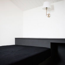 House of 100 square meters. m. in a minimalist-style 40