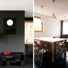 House of 100 square meters. m. in a minimalist-style 9