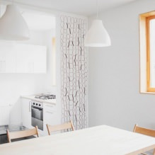 House of 100 square meters. m. in the style of minimalism-14