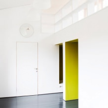 House of 100 square meters. m. in a minimalist-style 24