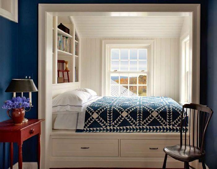 10 der kleinsten zimmer design beispiele. Black Bedroom Furniture Sets. Home Design Ideas