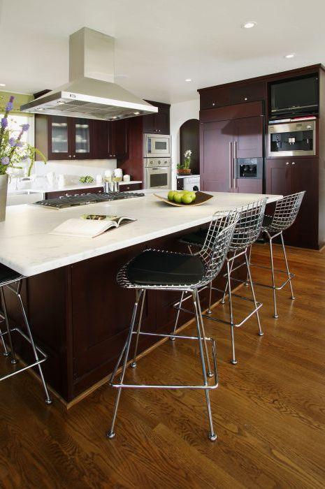 10 럭셔리 현대 부엌 디자인에 블랙 가구 사용 dizainall.com