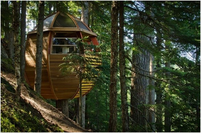 Most creative small houses