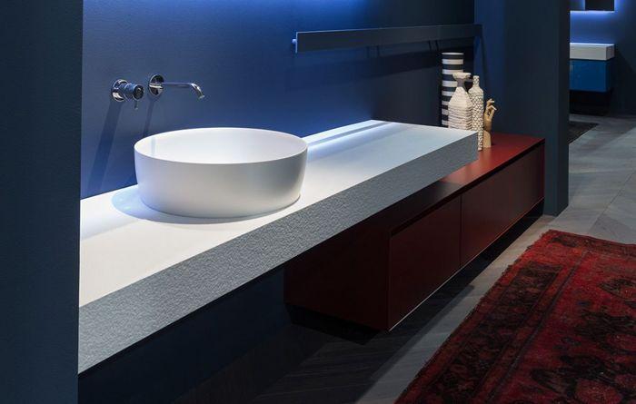 10 стилна мивка за баня от съвременни дизайнери