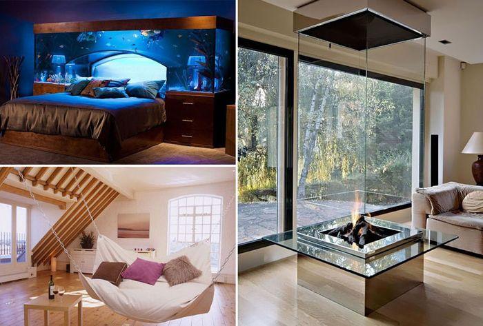 10 verrückte ideen eine atemberaubende zuhause zu schaffen, Moderne deko