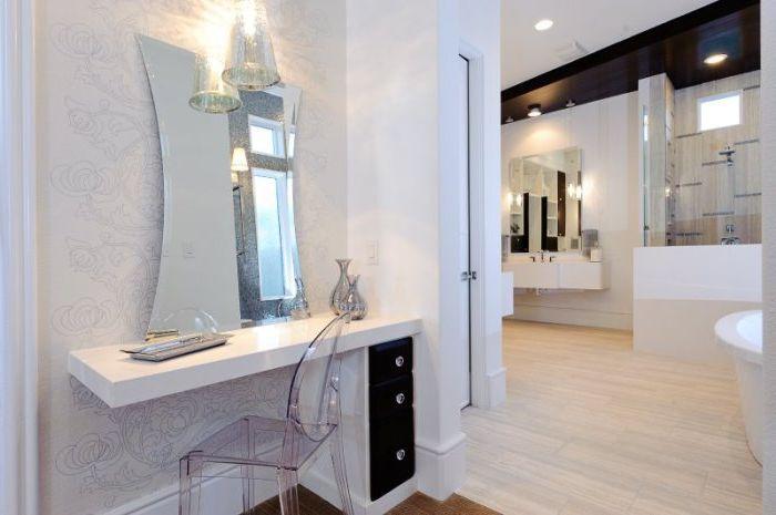 11 луксозни тоалетка с лека