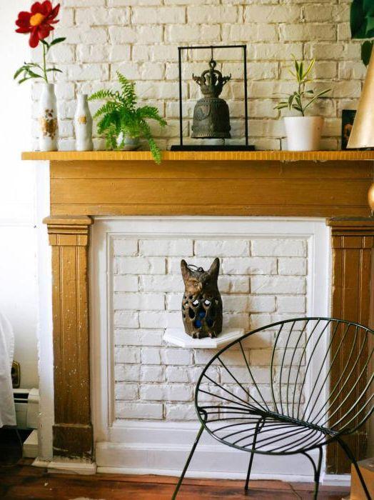 12 декоративни камини, които създават специална атмосфера в дома